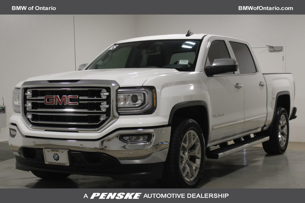 Pre-Owned 2018 GMC Sierra 1500 2WD Crew Cab 143.5