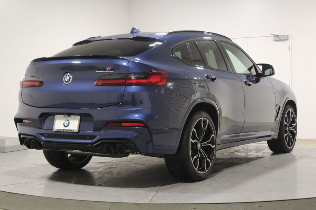 New 2020 BMW X4 M SAV 4DR COMP SAV