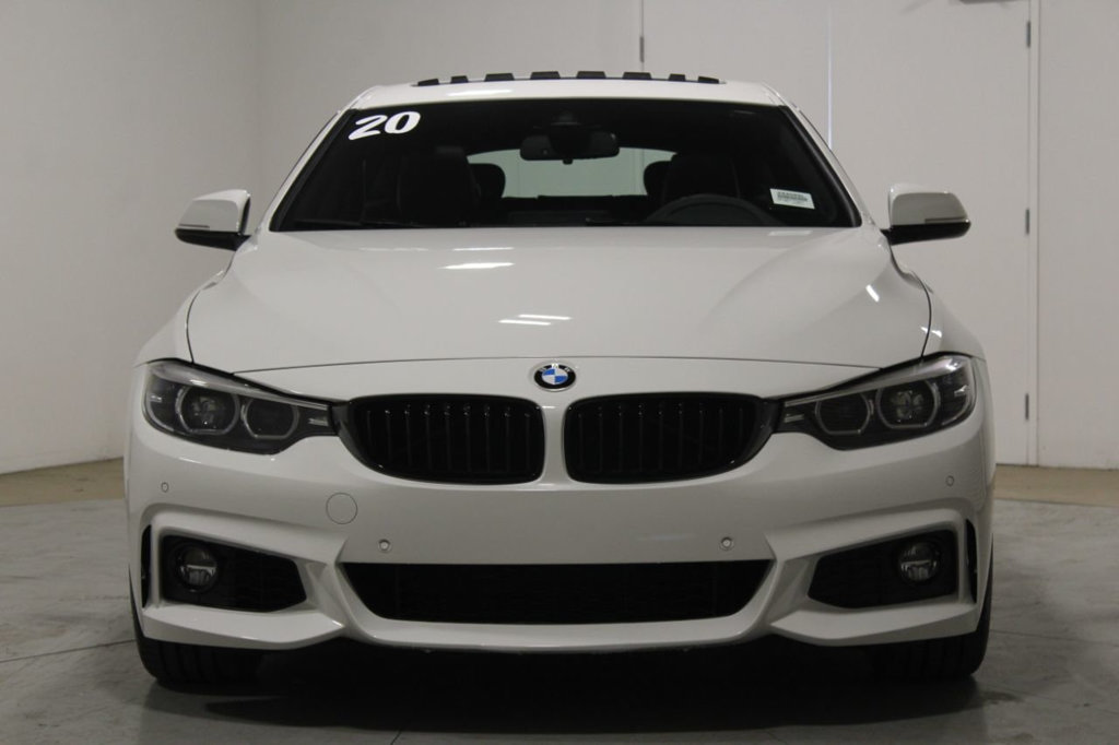Pre-Owned 2020 BMW 4 Series 440i Gran Coupe